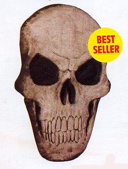 Wanddeko Totenschädel
