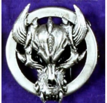 Belt Buckle Beast Head