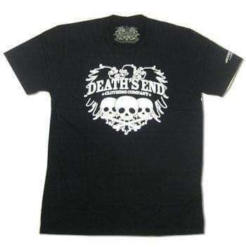 Three Skulls T Shirt S