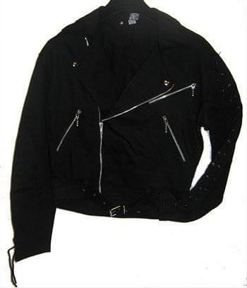 Bike Lace Jacket Size large