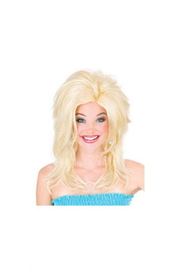 American housewives blond wig
