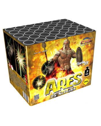 Ares Batteriefeuerwerk 35 Schuss