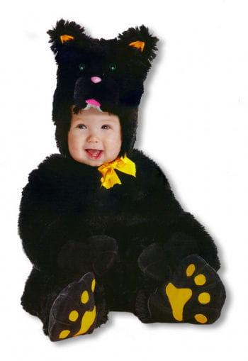 Little black cat costume medium