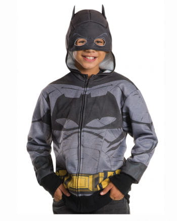 Batman Kinder Kapuzenjacke