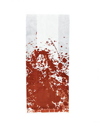 Bloody cellophane bags