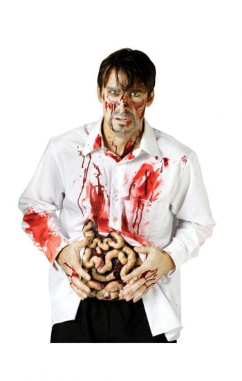 Blutige Gedärme