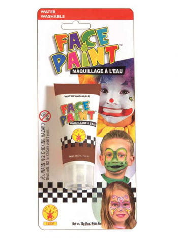 Brown Makeup in a Tube