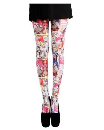 Comic tights