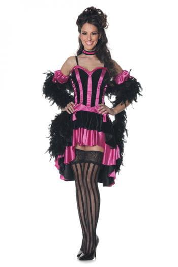Cabaret Tänzerin Kostüm