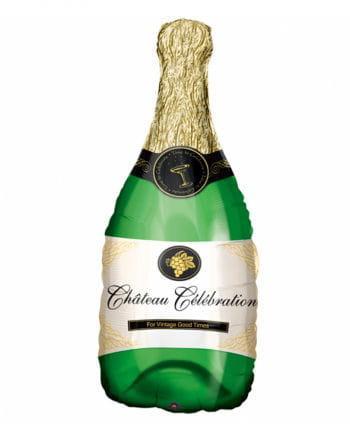 Champagner Flaschen Folienballon