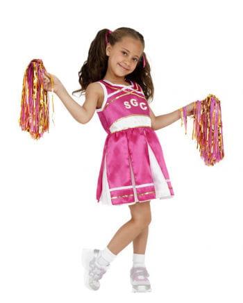 Cheerleader Child Costume