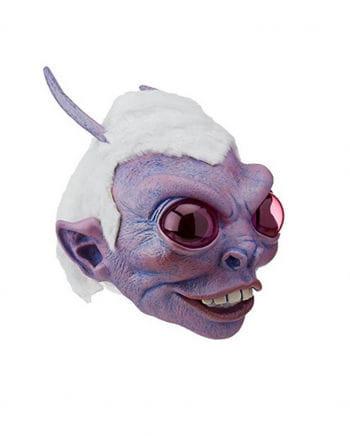 Crazy Alien Maske