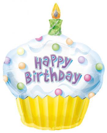 Cup Cake Folienballon XL