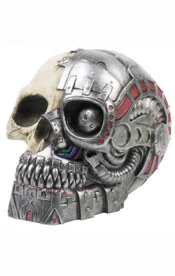 Cyborg ashtray