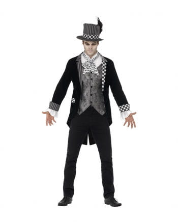 dark hatter costume deluxe for halloween horror. Black Bedroom Furniture Sets. Home Design Ideas