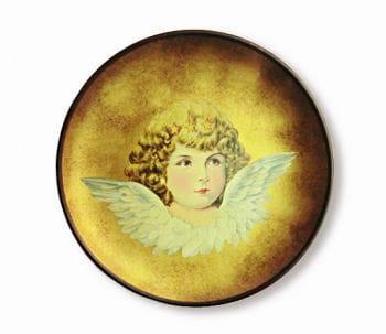 Deko Teller Engel