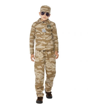 Desert Army Child Costume