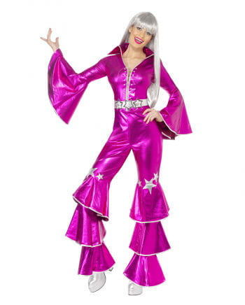 Disco Queen Costume pink M / German size 38