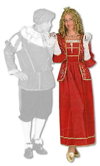 Edeldame Kostüm M/L M/L 40-42