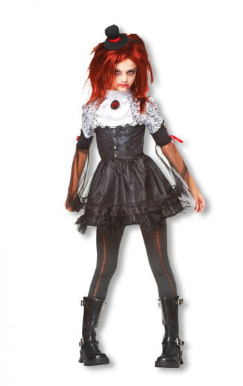 Edgy Vamp Child Costume L