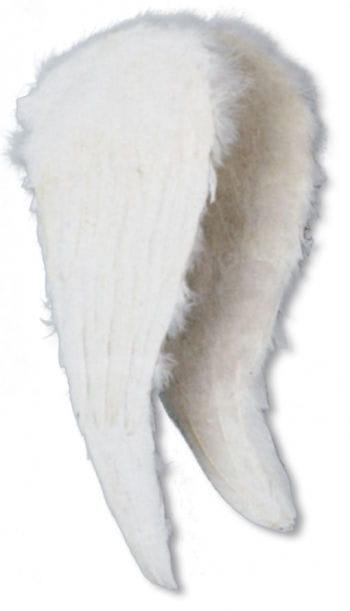 Engelsflügel Weiß 45 x 50 cm