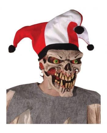 Evil Joker Horrorclown Mask