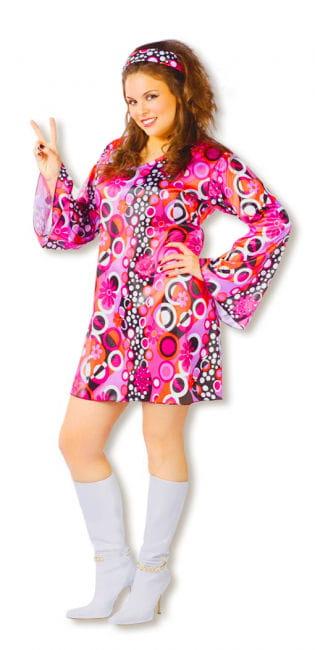 Feeling Groovy Mod Dress XL