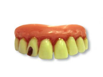 Big Teeth with Cavity