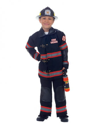 Fire Fighter Child Costume