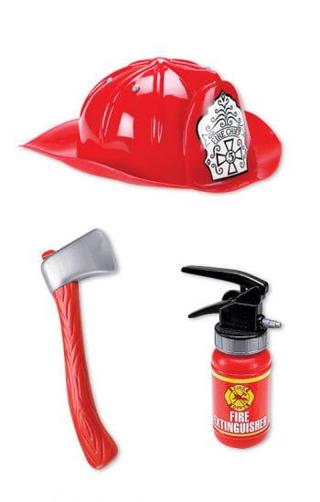 Feuerwehr Kinder-Set