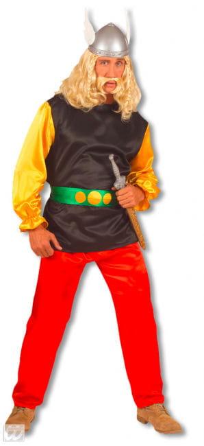 Gallischer Krieger Kostüm Gr. S
