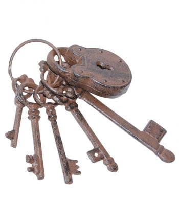 Gefängnis Schlüsselbund