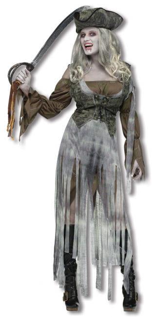 Pirate Ghost Costume