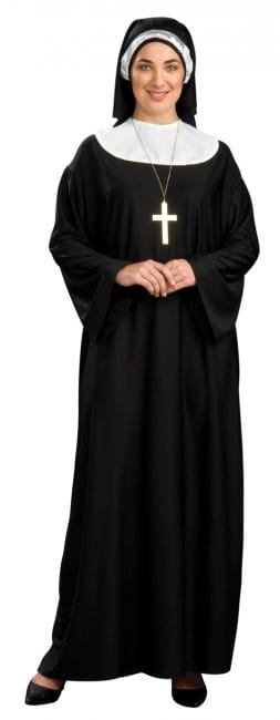 Believers Nun Costume XL