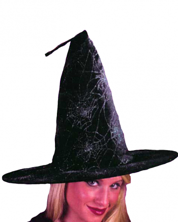 Glitter Witch Hat Blue