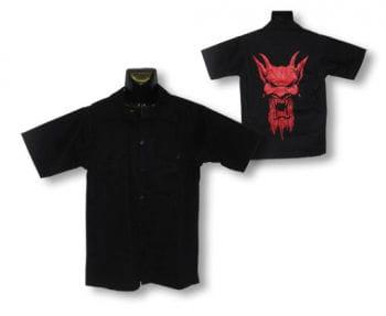Short Sleeve Shirt Red Devil