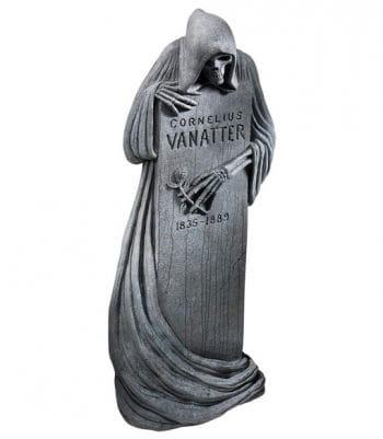 Grave stone Grim Reaper