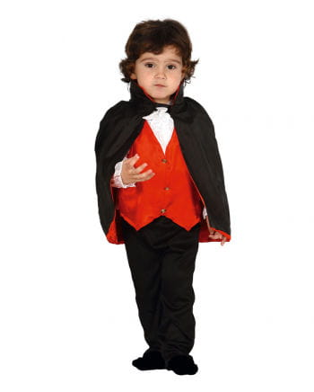Count Dracula baby costume