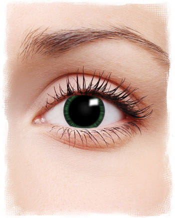 Manga Kontaktlinsen grün