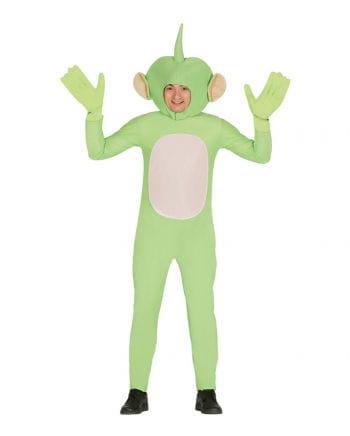 Grüner Alien Kostüm