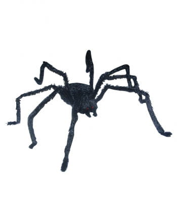 Hairy Giant Spider with LED Eyes