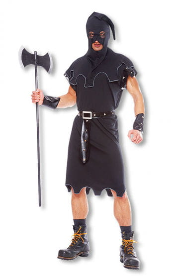 Executioner costume with hood XL