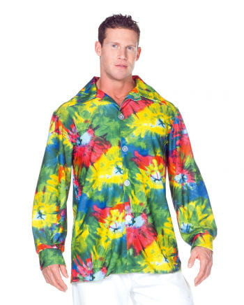 Hippie Batik Men`s shirt