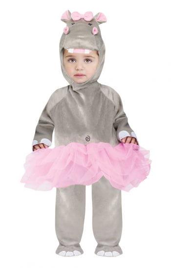Hippo Baby Costume
