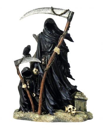 Grim Reaper Vater & Sohn Figur