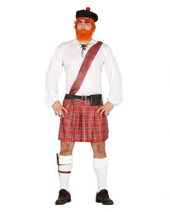 Highlander Scottish costume