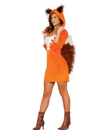 Sweet Foxy Damenkostüm