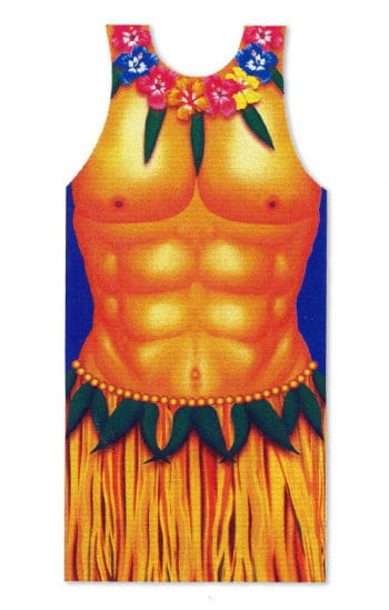 Hula Man Grillschürze