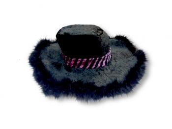 Black Pimphut with hatband