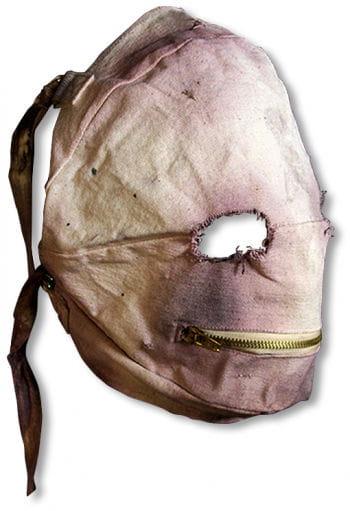 Irrenanstalt Maske aus Leinen